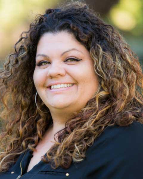 Angela Labastida, Human Resources Manager