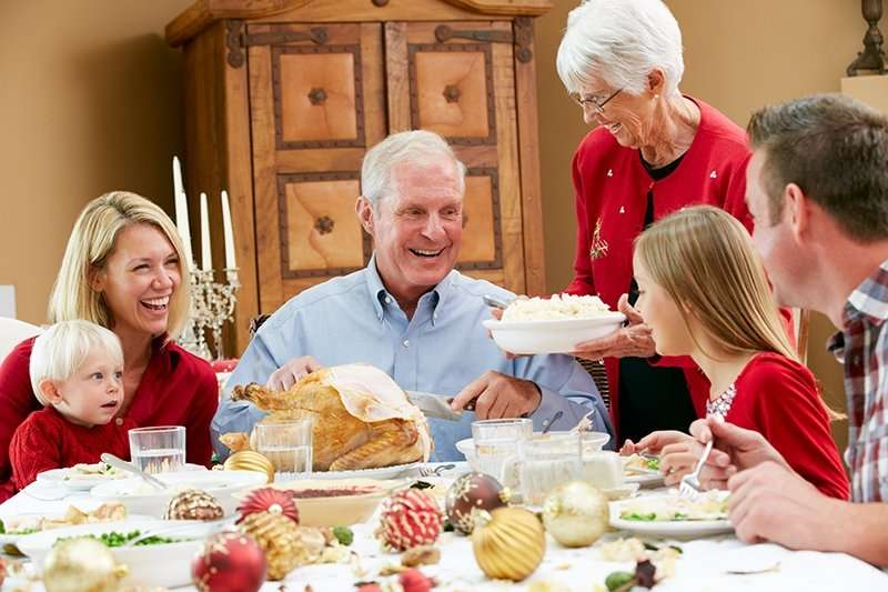 Holiday Eating with Diabetes - elder care San Diego
